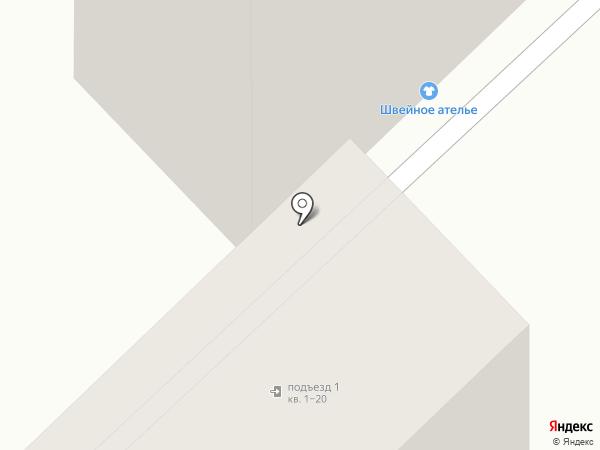 Гермес-Н на карте Волгограда