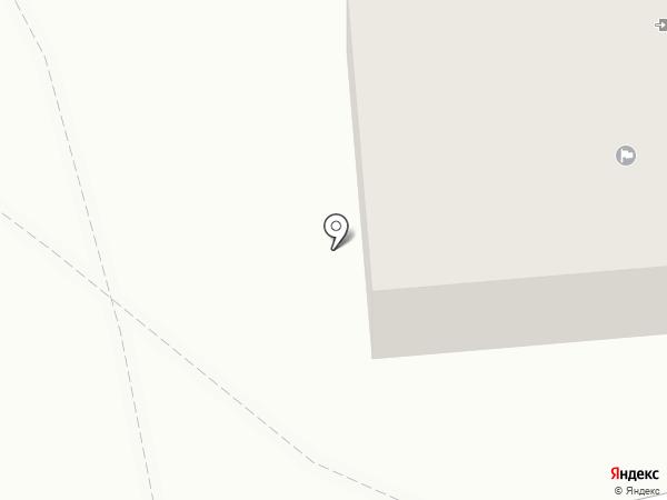 УФК на карте Городища