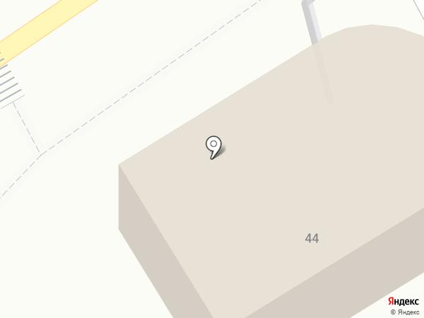 Компания ПринтКомСервис на карте Волгограда