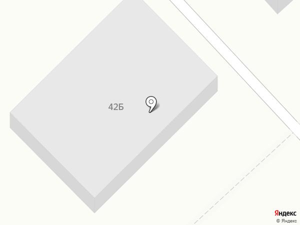 Резинотехсервис-В на карте Волгограда