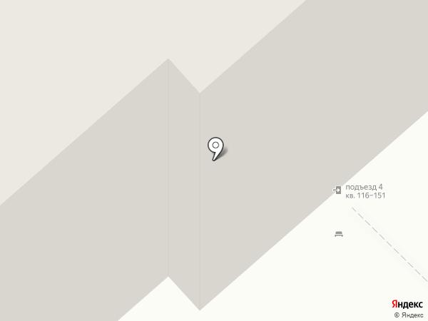 Фасад-сервис на карте Волгограда