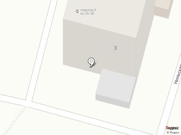 Мастерская по ремонту обуви на карте Волгограда