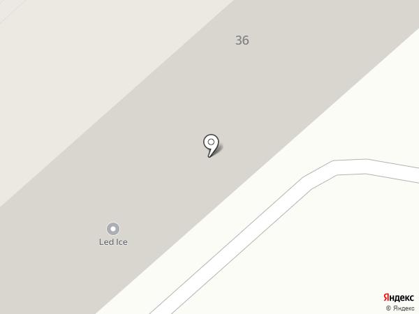 Охрансервис на карте Волгограда