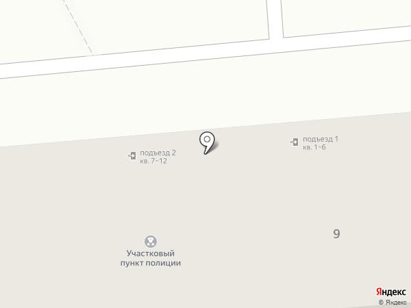 Отдел МВД России по Городищенскому району на карте Городища