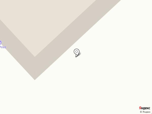 Компания на карте Волгограда