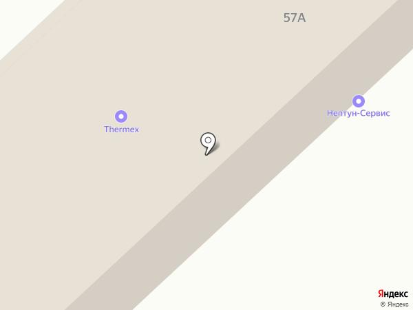 Полиарк на карте Волгограда
