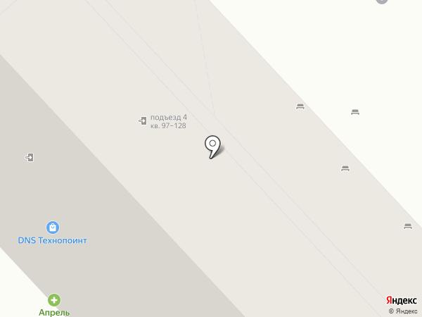 Ателье мод на карте Волгограда