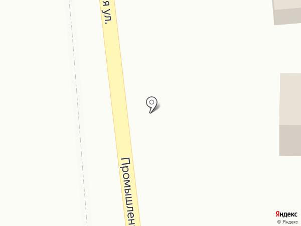 Дворик на карте Городища