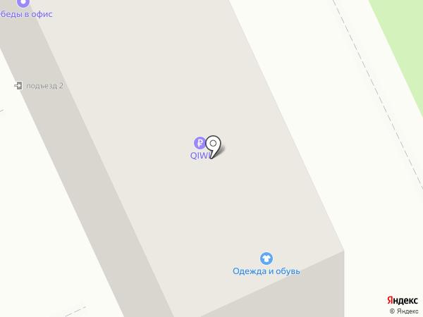 Shine на карте Волгограда