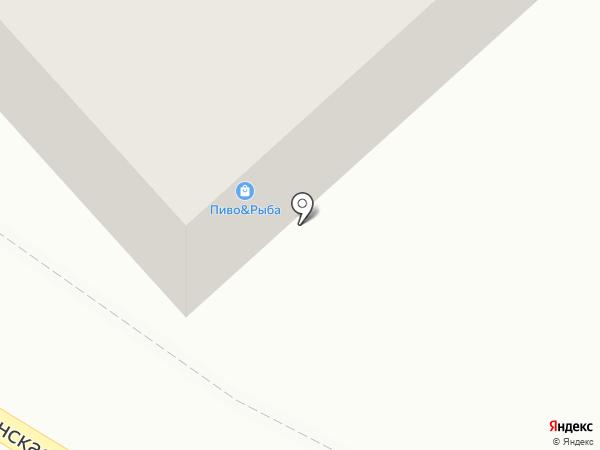 Богатырь на карте Волгограда