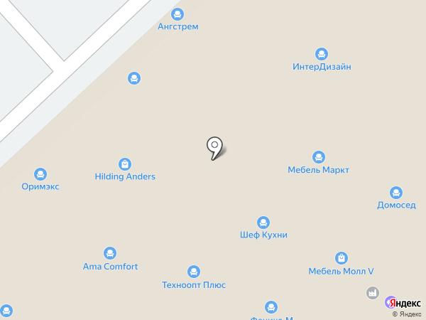 Egida на карте Волгограда