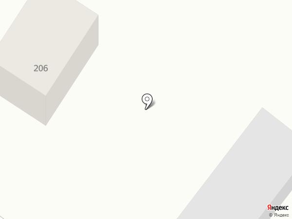 Снек-сервис на карте Волгограда