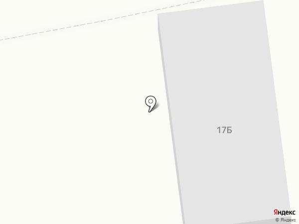 Квартал на карте Волгограда