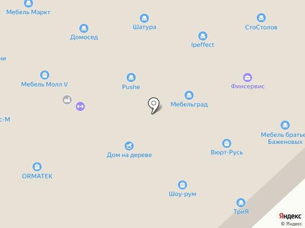 Луи Дюпон на карте Волгограда