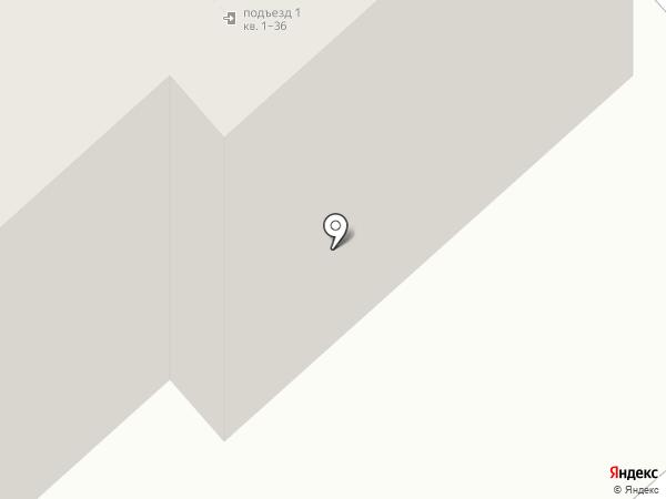 Золотая Моника на карте Волгограда