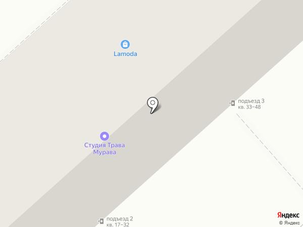 Макс на карте Волгограда