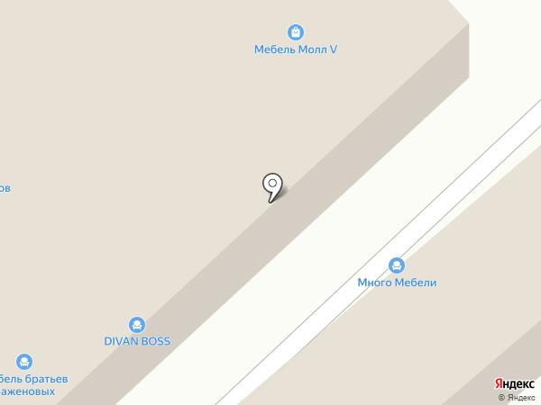 LuxDecor на карте Волгограда