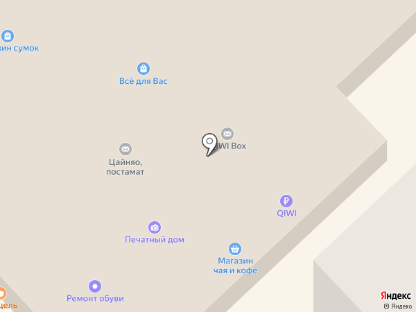 Вельд на карте Волгограда