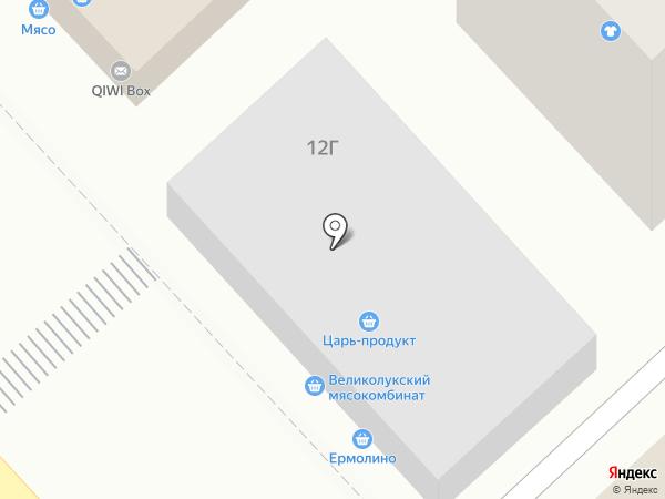 Aik на карте Волгограда