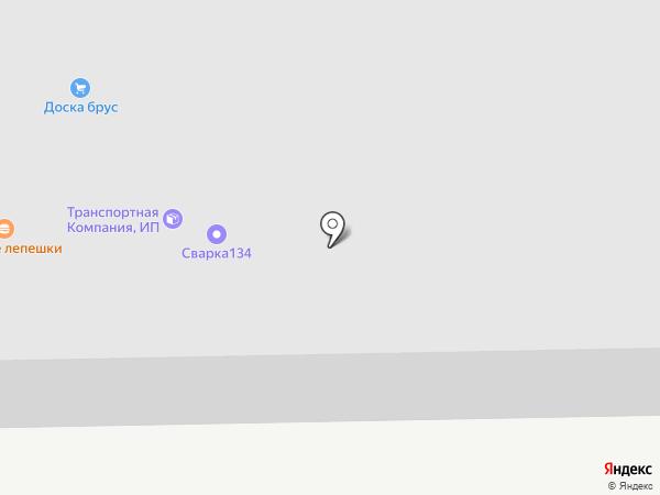 Царицынъ Градъ на карте Волгограда