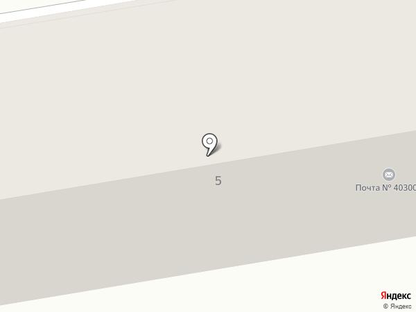 Почтовое отделение №2 на карте Городища