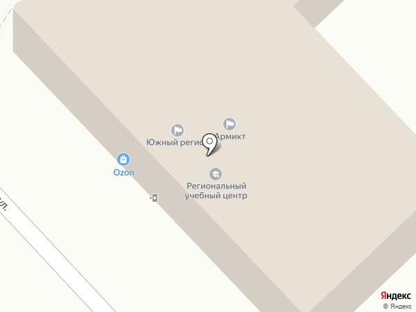 Инсайт на карте Волгограда
