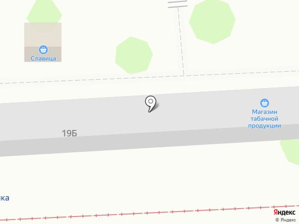 Волжские колбасы на карте Волгограда