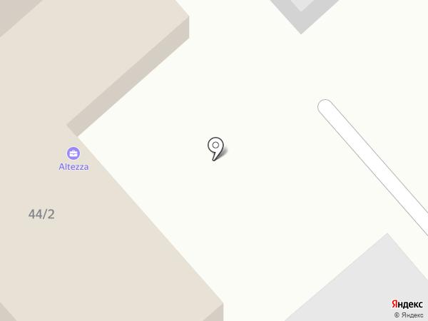 ALTEZZA на карте Волгограда