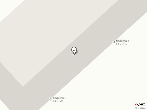 Транспортник, ЖСК на карте Волгограда