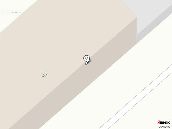 Отдел Военного комиссариата Волгоградской области по Кировскому на карте Волгограда