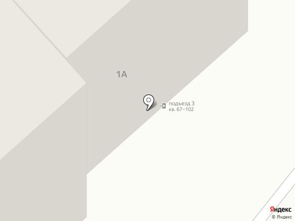 Идеал на карте Волгограда