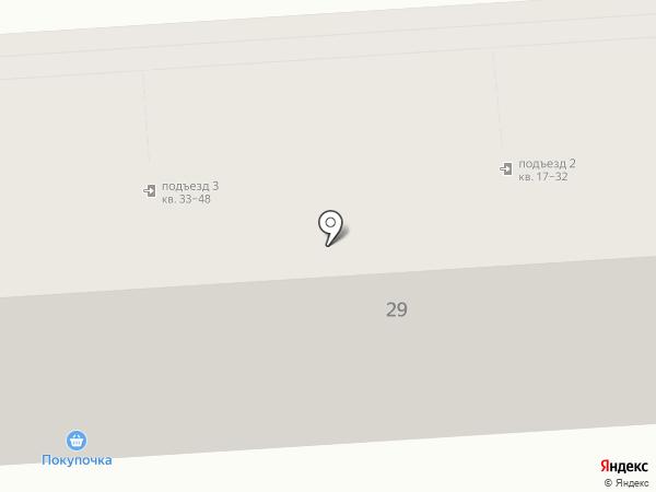 Старый бульвар на карте Волгограда