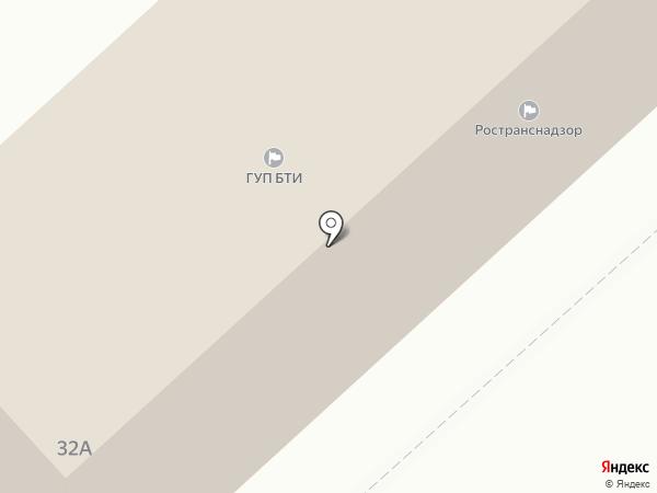 Аппарат Уполномоченного по Правам Ребенка в Волгоградской области на карте Волгограда