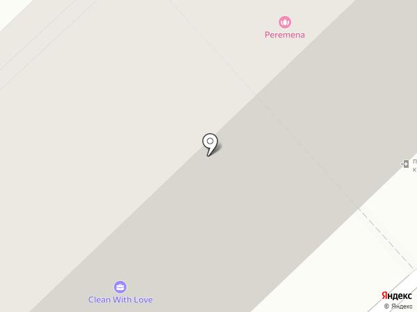 ВЫСОТАремстрой на карте Волгограда