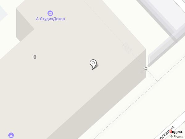 Добрая Новость на карте Волгограда