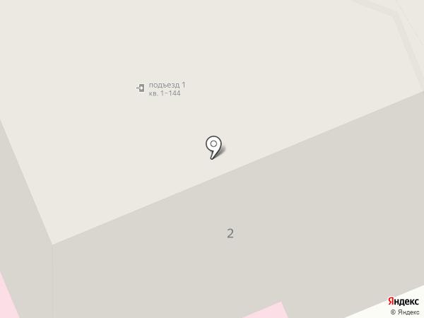 Движение на карте Волгограда