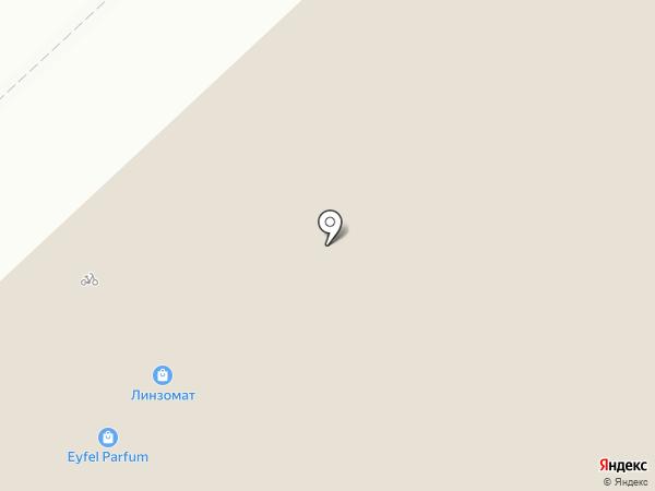Автомат по продаже контактных линз на карте Волгограда