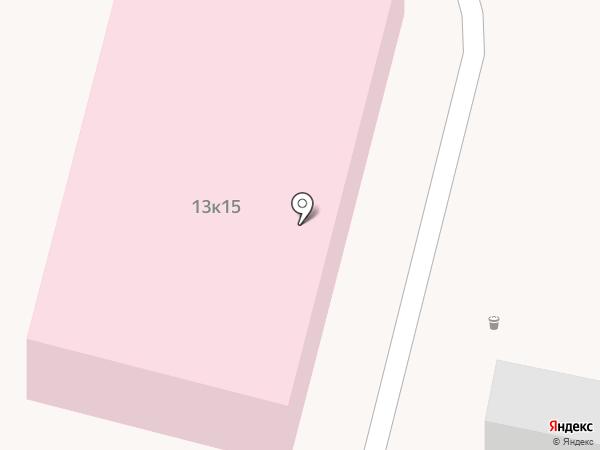 Ладога на карте Волгограда