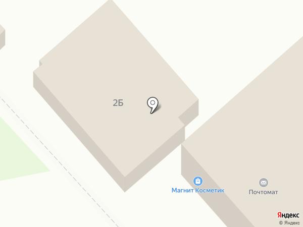Нега на карте Волгограда