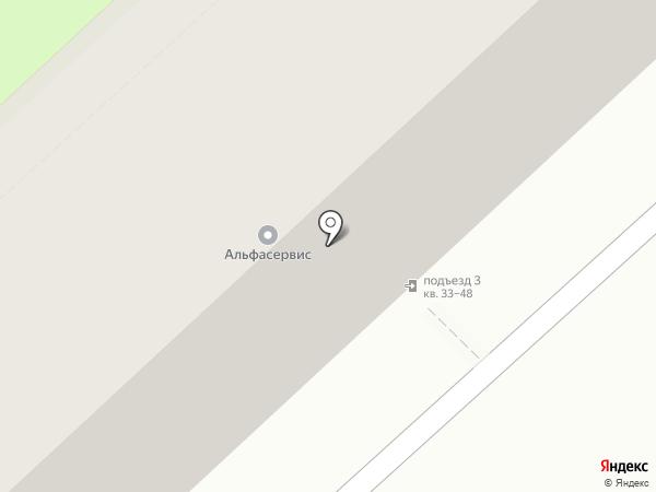 Департамент по жилищной политике на карте Волгограда