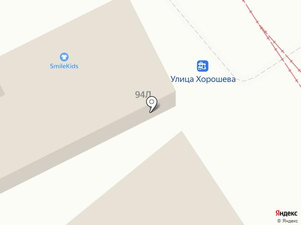 Метроэлектротранс на карте Волгограда