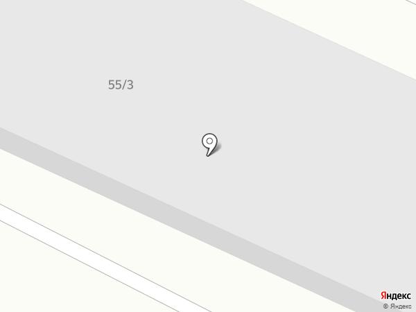 СТК-Строй на карте Волгограда