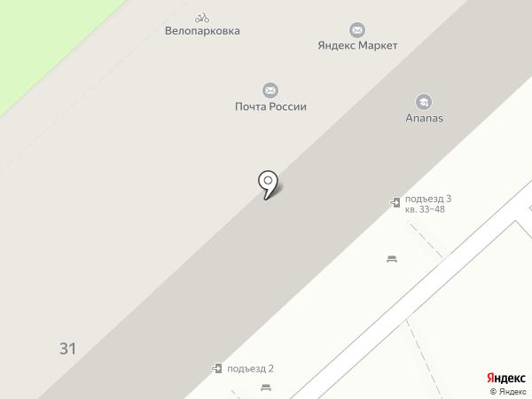 Домашний мир на карте Волгограда