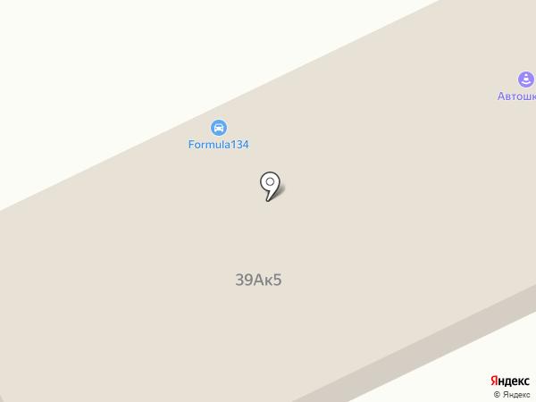 ГАЗ-детали машин на карте Волгограда