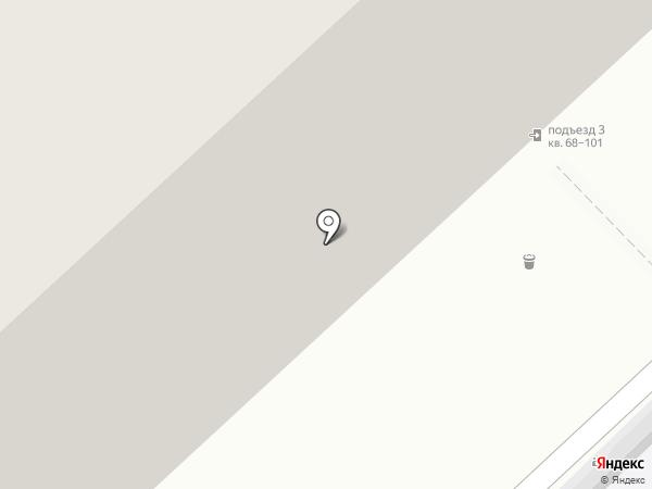 Стоматологическая поликлиника №9 на карте Волгограда