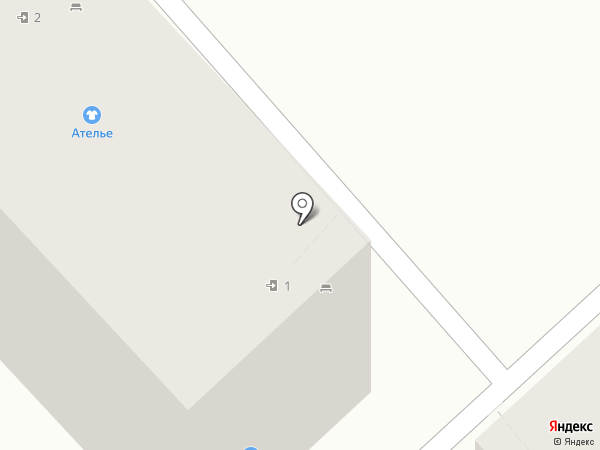House of Beaute на карте Волгограда