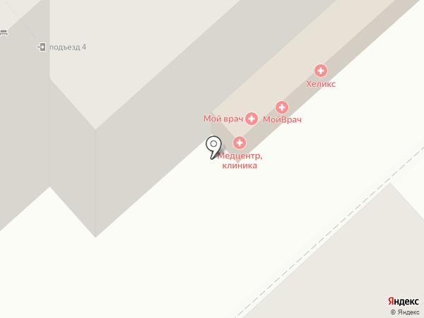 Jamm Fit на карте Волгограда
