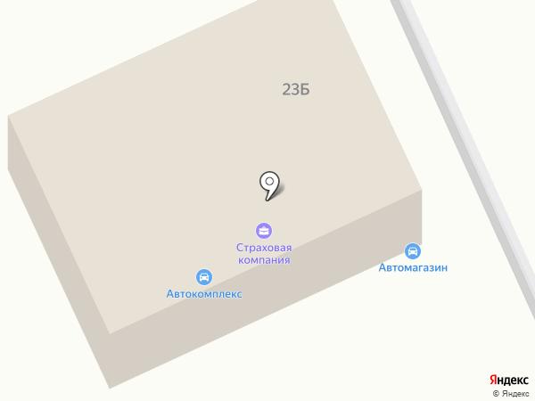 МП на карте Волгограда