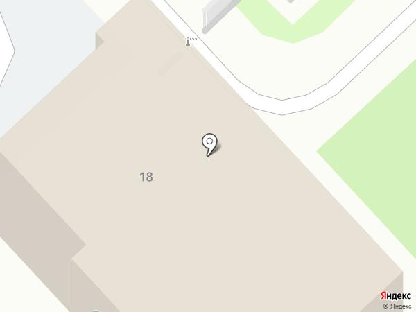 Jasmine на карте Волгограда