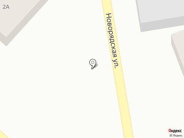Эстри на карте Волгограда